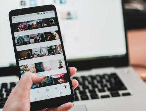 Fotosharing auf Instagram