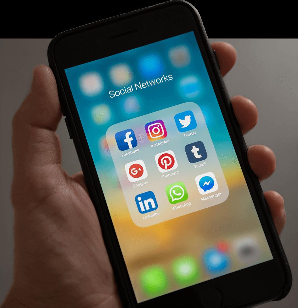 Social Media Marketing Plattformen